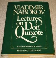 Lectures on Don QuixoteNabokov, Vladimir - Product Image