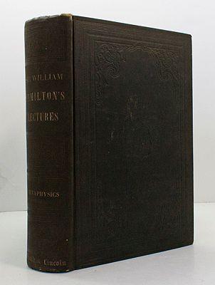 Lectures on MetaphysicsHamilton, Bart, Sir William - Product Image