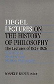Lectures on the History of Philosophy. The Lectures of 1825-26 Volume III: Medieval and Modern PhilosophyHegel, Georg Wilhelm Friedrich - Product Image
