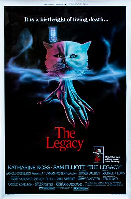 Legacy, The (MOVIE POSTER)N/A - Product Image