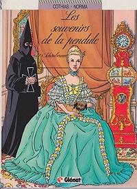 Les Souvenirs de la Pendule: T, 1 SchonbrunnCothias and Norma - Product Image