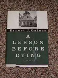 Lesson Before Dying, AGaines, Ernest J. - Product Image