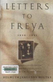 Letters To Freya, 19391945Moltke, Helmuth Von - Product Image
