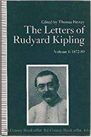 Letters of Rudyard Kipling, The: Volume 1: 1872-89Kipling, Rudyard - Product Image
