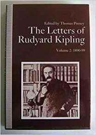 Letters of Rudyard Kipling, The: Volume 2: 1890-99Kipling, Rudyard - Product Image