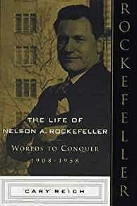 Life of Nelson A. Rockefeller, TheReich, Cary - Product Image