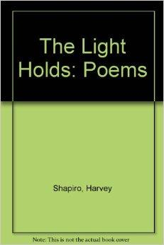 Light Holds, The : Poems (Wesleyan Poetry Series)Shapiro, Harvey - Product Image