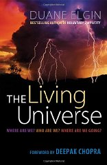 Living Universe, The : Where Are We? Who Are We? Where Are We Going?Chopra, Deepak (Foreword) - Product Image