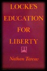 Locke's Education for LibertyTarcov, Nathan - Product Image
