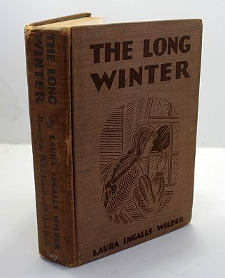 Long Winter, TheWilder, Laura Ingalls, Illust. by: Helen Sewell & Mildred Boyle - Product Image