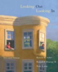 Looking Out, Looking In (with CDROM and InfoTrac)by: Adler, Ronald B. - Product Image