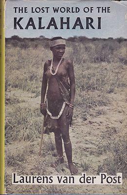 Lost World of the Kalahari, Thevan der Post, Laurens - Product Image