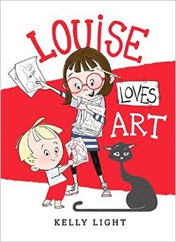 Louise Loves ArtLight, Kelly, Illust. by: Kelly Light - Product Image