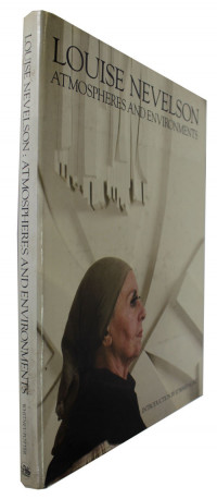 Louise Nevelson Atmospheres and EnvironmentsNevelson, Louise/Edward Albee - Product Image
