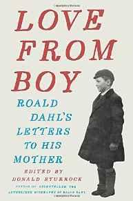 Love from Boy: Roald Dahl's Letters to His MotherSturrock, Donald - Product Image