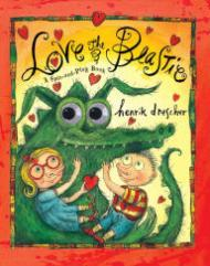 Love the Beastie - A Spin and Play BookDrescher, Henrik - Product Image