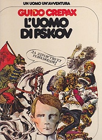L'uomo Di Pskov - Un Uomo Un'AvventuraCrepax, Guido - Product Image