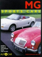 MG Sports CarsBooks, Bay View - Product Image