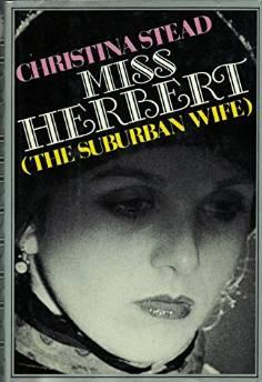 MISS HERBERT (THE SUBURBAN WIFE)Stead, Christina - Product Image