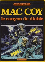 Mac Coy Le Canyon Du DiableJean-Pierre Gourmelen, Antonio H. Palacios  - Product Image