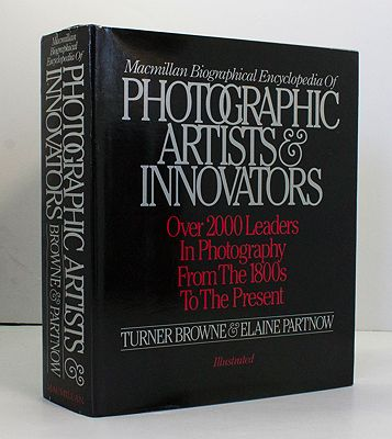 Macmillan Biographical Encyclopaedia of Photographic ArtistsBrowne, Turner (Editor) - Product Image