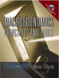 Macroeconomics: Principles and ToolsO'Sullivan, Arthur - Product Image