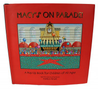 Macy's On Parade! A Pop-Up Book For Children of All AgesPease, Pamela - Product Image