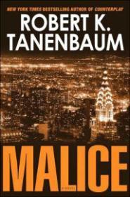 Maliceby: Tanenbaum, Robert K. - Product Image
