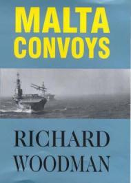 Malta Convoys Woodman, Richard - Product Image