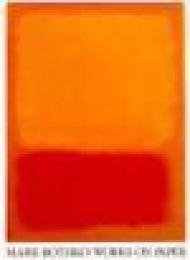 Mark Rothko: Works on PaperClearwater, Bonnie - Product Image