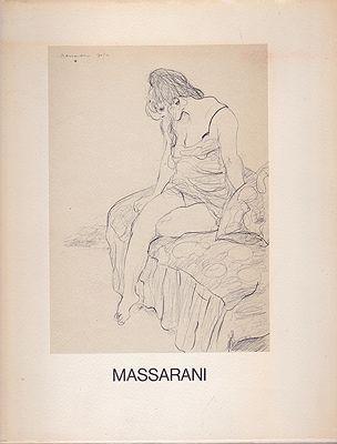 Massarani: Disegni e GouachesPatani, Osvaldo - Product Image
