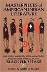 Masterpieces of American Indian LiteratureRegier, Ed - Product Image