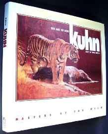 Masters of the Wild: The Art of Bob KuhnDavis, Tom - Product Image