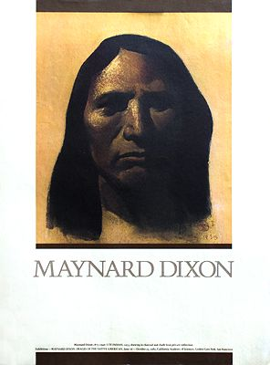 Maynard Dixon (POSTER)Dixon, Maynard, Illust. by: Maynard  Dixon - Product Image