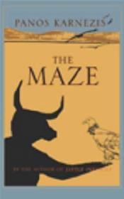 Maze, The Karnezis, Panos - Product Image