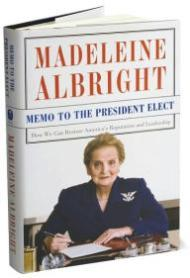 Memo to the President Elect: How We Can Restore America's Reputation and LeadershipAlbright, Madeleine - Product Image