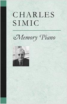 Memory Piano (Poets on Poetry)Simic, Charles - Product Image