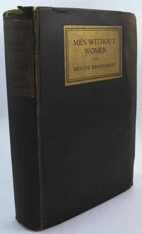 Men Without WomenHemingway, Ernest - Product Image