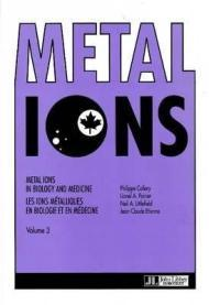 Metal Ions in Biology & Medicine: Volume 3Philippe Collery and others - Product Image