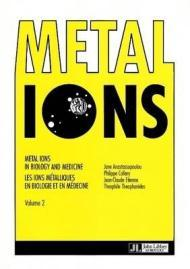 Metal Ions in Biology and MedicineCollery, Philippe (Editor) - Product Image