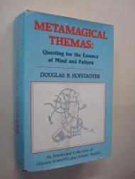 Metamagical Themas: Questing for the Essence of Mind and PatternHofstadter, Douglas R. - Product Image