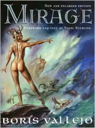 MirageVallejo, Boris, Illust. by: Boris  Vallejo - Product Image