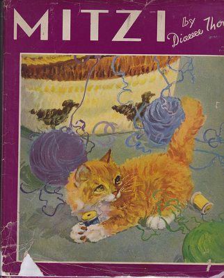 MitziThorne, Diana, Illust. by: Diana  Thorne - Product Image