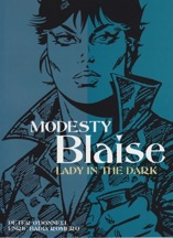 Modesty Blaise: Lady in the DarkO'Donnell, Peter and Enric Romero - Product Image