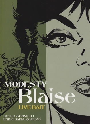 Modesty Blaise: Live BaitO'Donnell, Peter and Enric Romero - Product Image