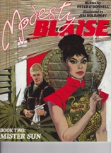 Modesty Blaise: Mister SunO'Donnell, Peter and Jim Holdaway - Product Image