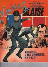 Modesty Blaise: The Gabriel Set-UpO'Donnell, Peter and Jim Holdaway - Product Image