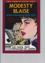Modesty Blaise: The Moon Man, A Few Flowers for the Colonel, The BalloonaticO'Donnell, Peter and Neville Colvin - Product Image