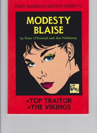 Modesty Blaise: Top Traitor, The VikingsO'Donnell, Peter and Jim Holdaway - Product Image