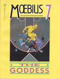 Moebius 7: The Collected Fantasies of Jean Giraud: The GoddessMoebius (Jean Giraud), Illust. by: Jean  Giraud Moebius - Product Image